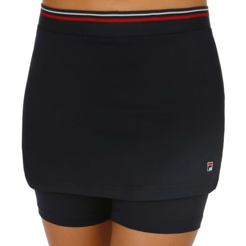 Fila Performance Shirin Skirt Women - Dark Blue, White