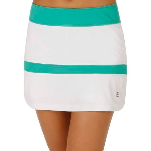 Fila Performance Sienna Skirt Women - White, Green