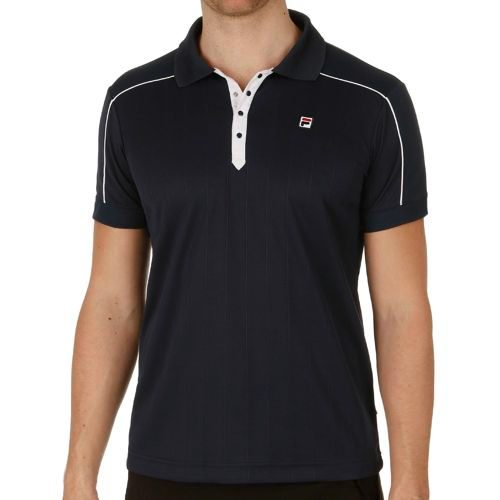 Fila Performance Calvin Polo Men - Dark Blue