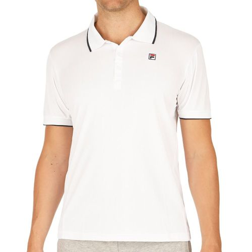 Fila Pero Polo Men - White