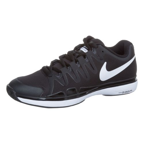 Nike Roger Federer Zoom Vapor 9.5 Tour All Court Shoe Men - Black, White