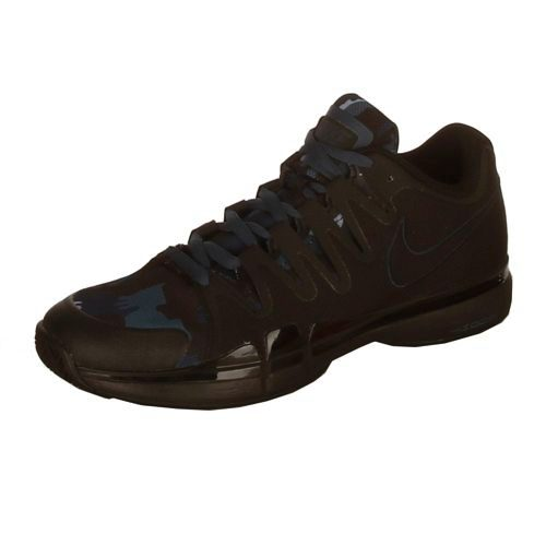 Nike Roger Federer Zoom Vapor 9.5 Tour Quickstrike Exclusive All Court Shoe Men - Blue, Anthracite