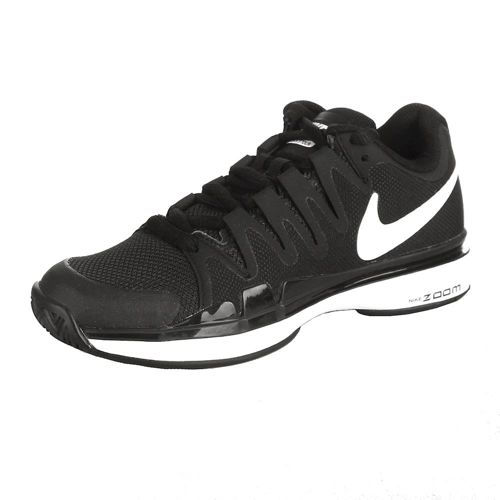 Nike Zoom Vapor 9.5 Tour All Court Shoe Kids - Black, White