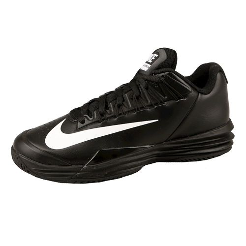 Nike Lunar Ballistec 1,5 All Court Shoe Kids - Black, White