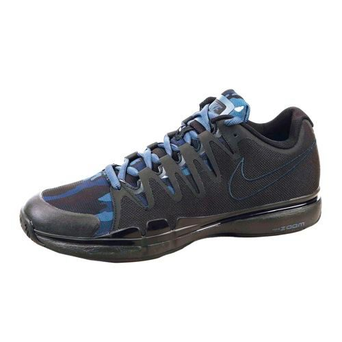Nike Zoom Vapor 9.5 Tour Quickstrike Exclusive All Court Shoe Kids - Blue, Anthracite