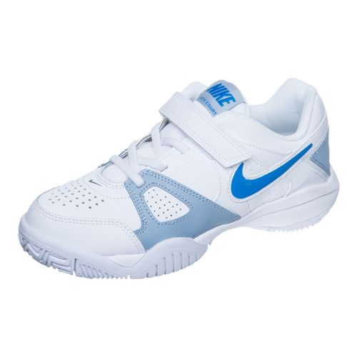 Nike City Court 7 (PSV) All Court Shoe Kids - White, Blue