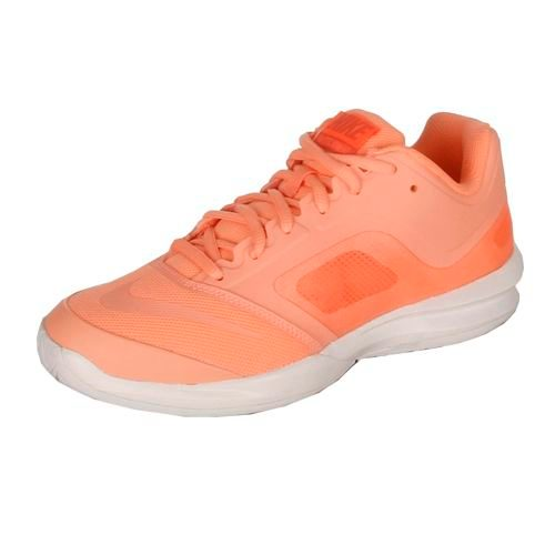 Nike Dual Fusion Ballistec Advantage Exclusive All Court Shoe Women - Pink, White