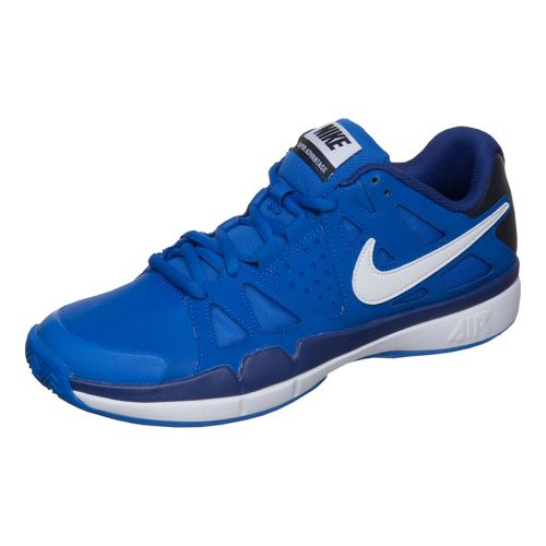 Nike Vapor Clay Clay Court Shoe Men - Light Blue, White