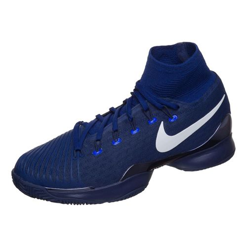 Nike Air Zoom Ultrafly All Court Shoe Men - Dark Blue, White