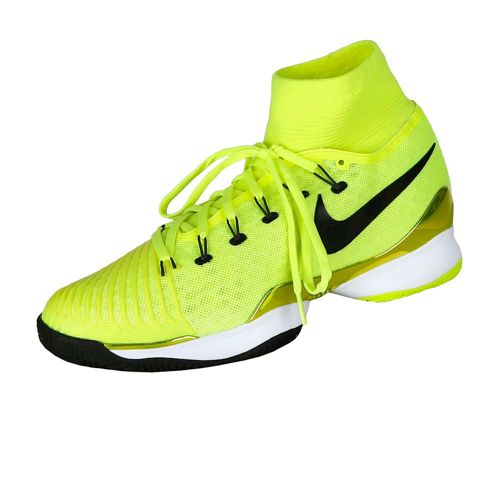 Nike Air Zoom Ultrafly All Court Shoe Men - Neon Yellow, Black