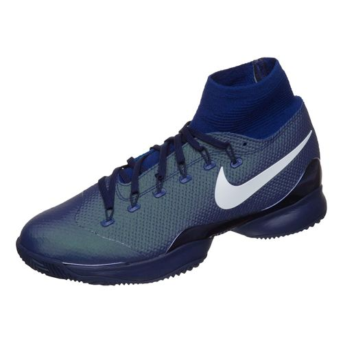 Nike Air Zoom Ultrafly Clay Clay Court Shoe Men - Dark Blue, Red