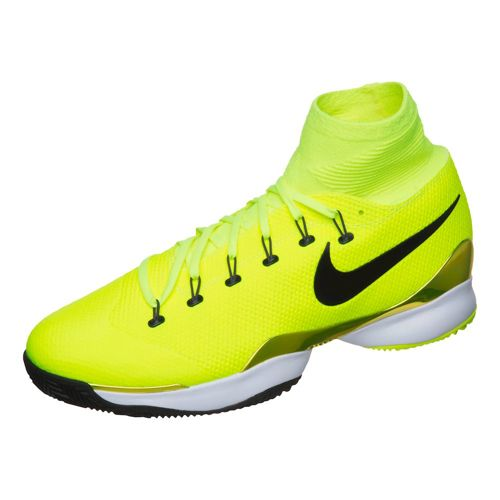 Nike Air Zoom Ultrafly Clay Clay Court Shoe Men - Neon Yellow, Black