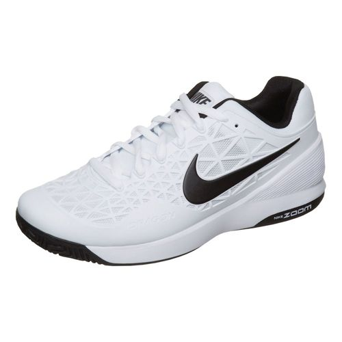 Nike Zoom Cage 2 All Court Shoe Men - White, Black