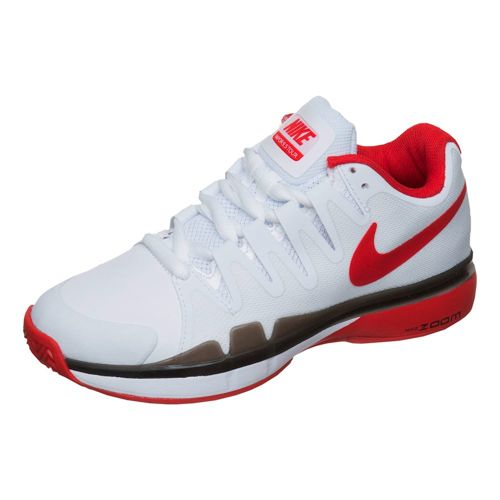 Nike Air Zoom Vapor 9.5 Tour Clay Court Shoe Kids - White, Red