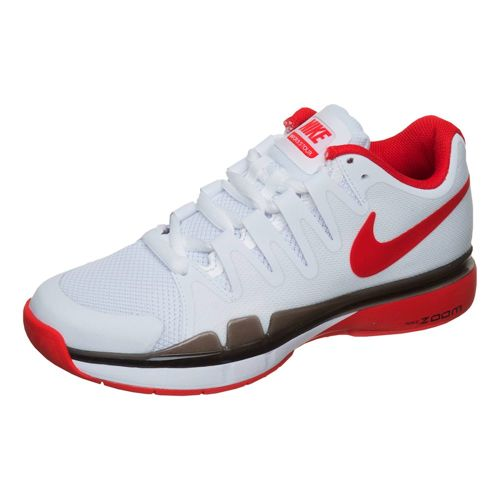 Nike Vapor Zoom 9.5 Tour Indoor Carpet Shoe Kids - White, Red