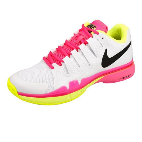 Nike Air Zoom Vapor 9.5 Tour All Court Shoe Women - White, Black