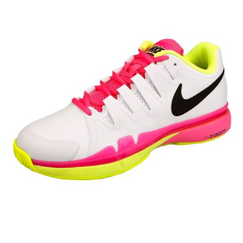 Nike Zoom Vapor 9.5 Tour Clay Court Shoe Women - White, Black