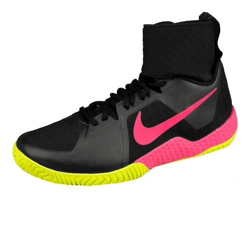 Nike Flare All Court Shoe Women - Black, Pink