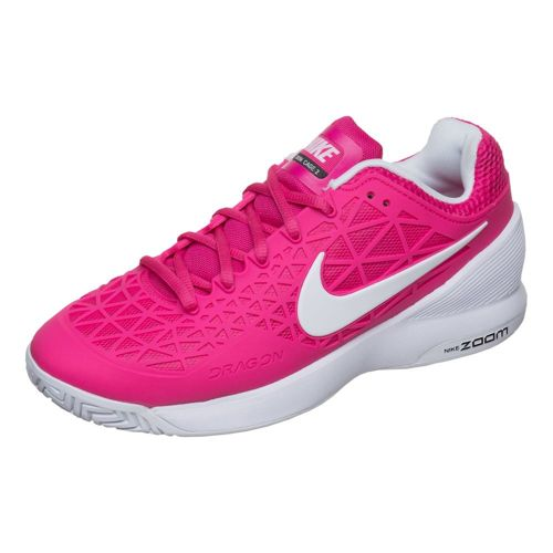 Nike Zoom Cage 2 EU All Court Shoe Women - Pink, White