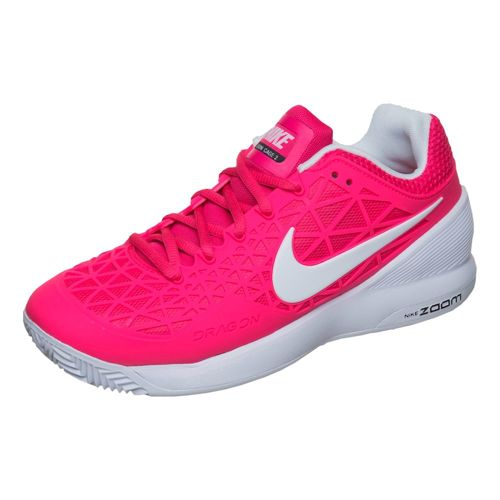 Nike Zoom Cage 2 EU Clay Clay Court Shoe Women - Pink, White