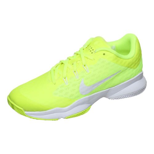 Nike Air Zoom Ultra All Court Shoe Women - Neon Yellow, White