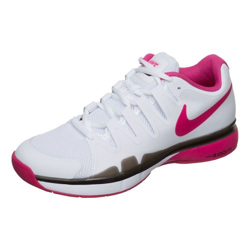 Nike Vapor Zoom 9.5 Tour Indoor Carpet Shoe Women - White, Pink
