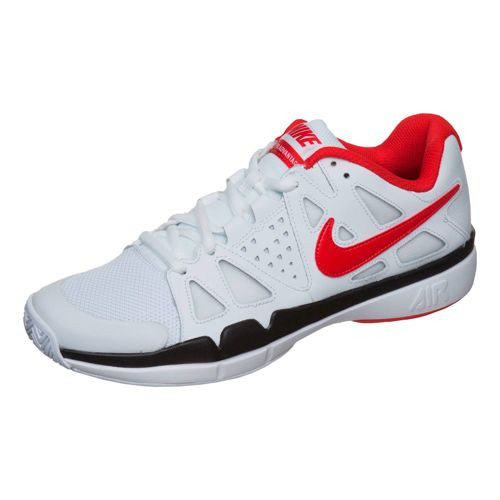 Nike Air Vapor Advantage All Court Shoe Men - White, Red
