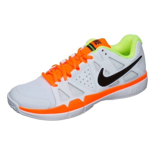 Nike Air Vapor Advantage Omni Hard Court Shoe Men - White, Black