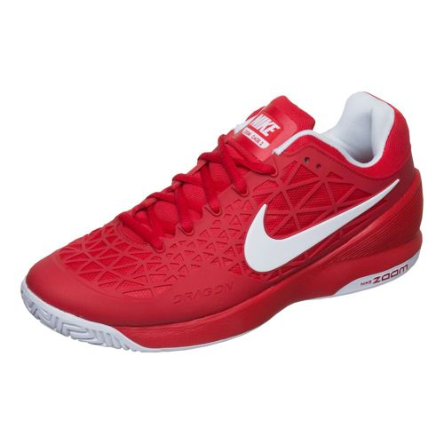 Nike Zoom Cage 2 EU All Court Shoe Men - Red, White