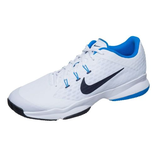 Nike Air Zoom Ultra All Court Shoe Men - White, Dark Blue