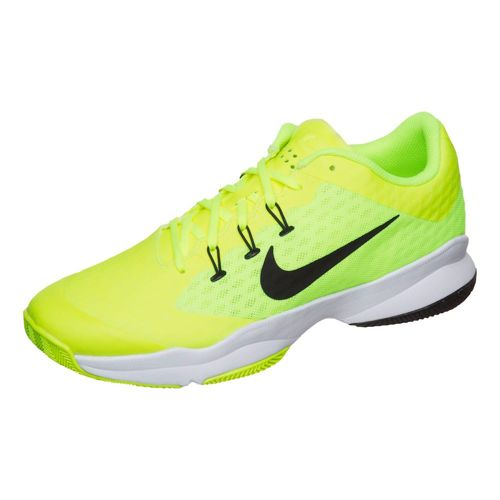 Nike Air Zoom Ultra All Court Shoe Men - Neon Yellow, Black