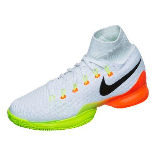 Nike Air Zoom Ultrafly All Court Shoe Men - White, Black
