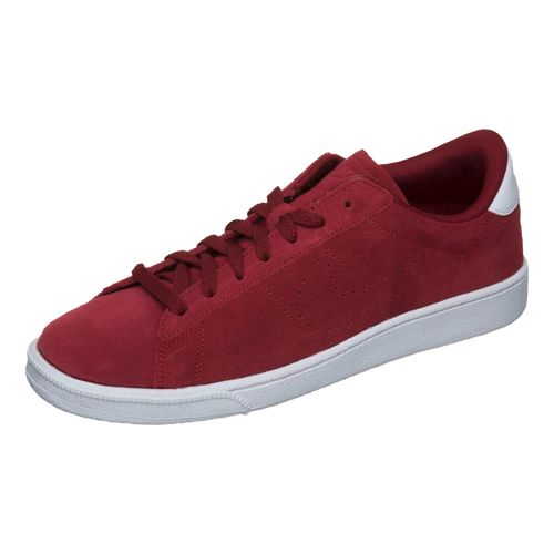 Nike Court Sportswear Classic CS Suede Sneakers Men - Red, White