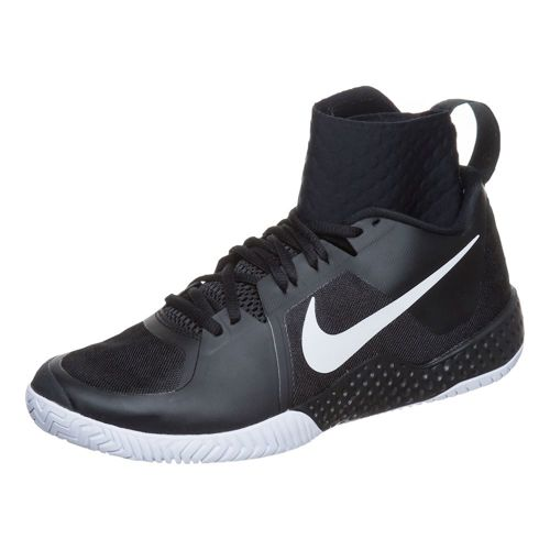 Nike Flare All Court Shoe Women - Black, White