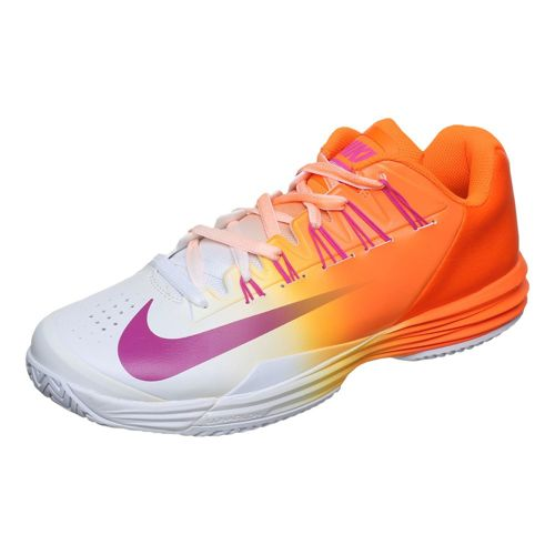 Nike Rafael Nadal Lunar Ballistec 1.5 All Court Shoe Men - Orange, Pink