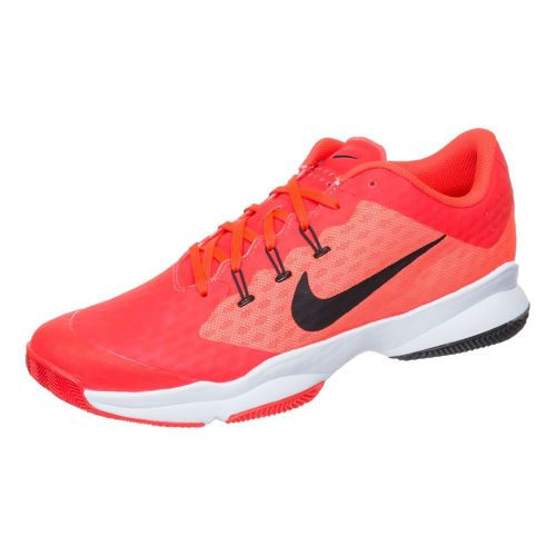 Nike Air Zoom Ultra Clay Court Shoe Men - Red, White