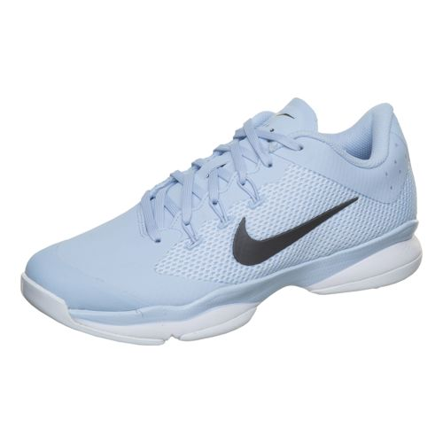 Nike Air Zoom Ultra Carpet Shoe Women - Light Blue, Dark Grey