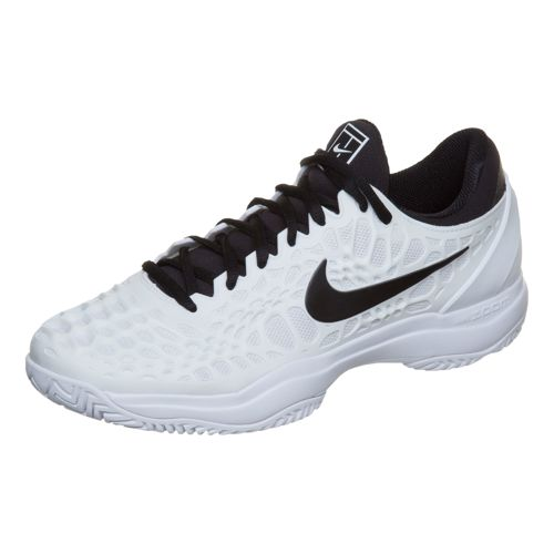 Nike Zoom Cage 3 All Court Shoe Men - White, Black