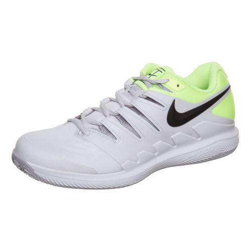Nike Zoom Vapor X Clay Court Shoe Men - Lightgrey, Black