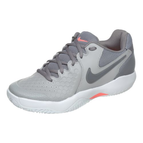 Nike Air Zoom Resistance All Court Shoe Women - Lightgrey, Grey