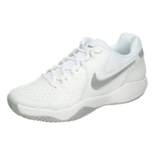 Nike Air Zoom Resistance All Court Shoe Women - White, Grey