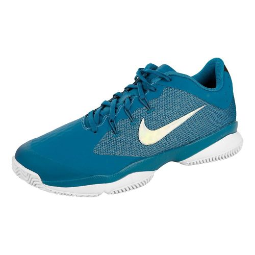 Nike Air Zoom Ultra All Court Shoe Men - Turquoise, White