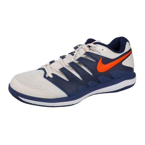 Nike Air Zoom Vapor X All Court Shoe Men - Dark Blue, Cream