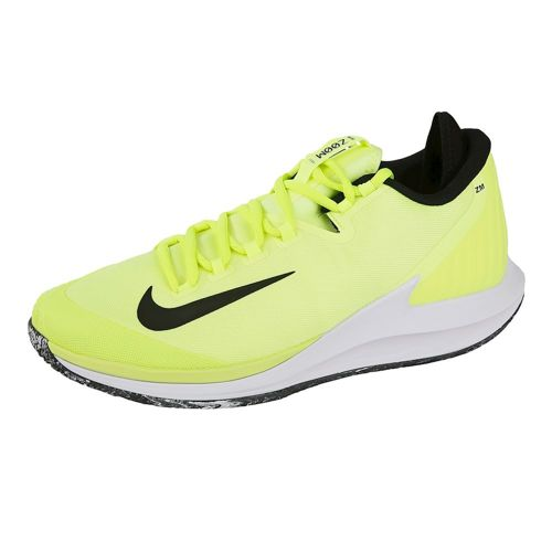Nike Air Zoom Zero Premium All Court Shoe Men - Neon Yellow, Black
