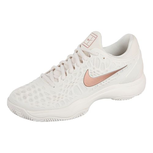 Nike Zoom Cage 3 Clay Court Shoe Women - Cream, Pink