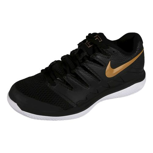 Nike Air Zoom Vapor X All Court Shoe Women - Black, Gold
