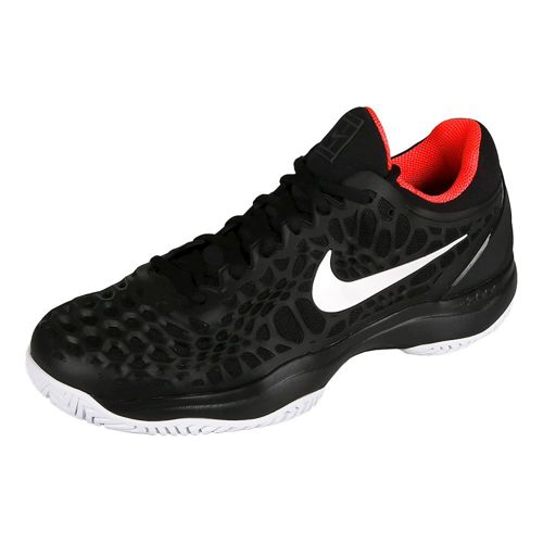 Nike Zoom Cage 3 All Court Shoe Men - Black, Lightgrey