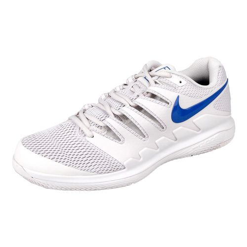 Nike Air Zoom Vapor X All Court Shoe Men - Lightgrey, White