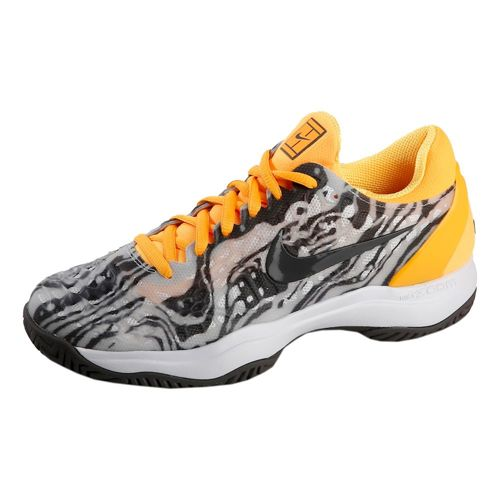 Nike Zoom Cage 3 All Court Shoe Kids - Lightgrey, Orange