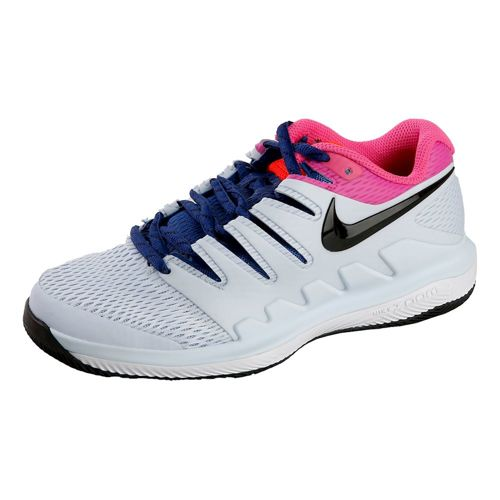 Nike Air Zoom Vapor X All Court Shoe Kids - Light Blue, Blue